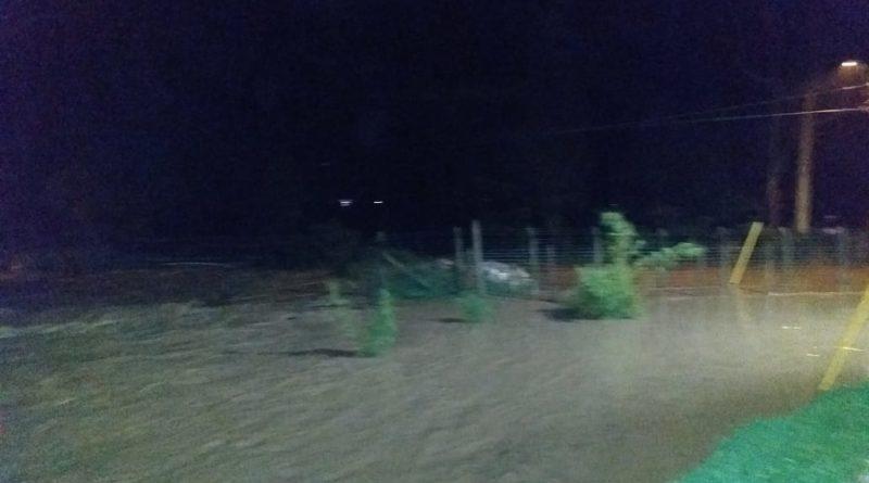 Invierno ocasiona tres fuertes emergencias en Rionegro